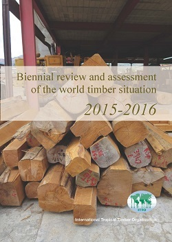 ITTO releases latest Biennial Review of the World Timber Situation